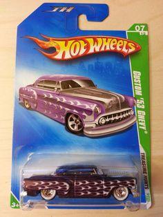 2009 Hot Wheels Custom '53 Chevy Super Treasure Hunt