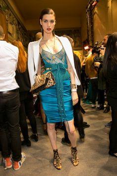 ANDREA JANKE Finest Accessories: ALEXANDRE VAUTHIER Spring 2014 Couture #ALEXANDREVAUTHIER #HauteCouture