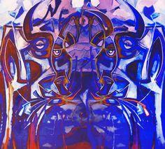 """French partys line !"" Cédric Bescond 2016 - #contemporaryart #artwork #Bzh…"
