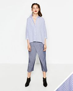 Women's Tops | ZARA India