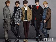 SHINee – MEN'S NON-NO Magazine