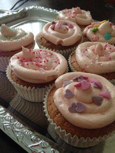 Zelfgemaakte cupcakes  simpel old-skool bakken, zonder bakpakketjes