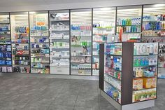 Pharmacy Shelving | Storage & Display Solutions - Rapeed