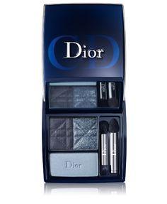 Dior 3 Couleurs Smoky Palette - 291 Smoky Navy