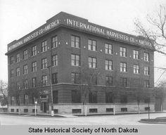 International Harvester Building, Bismarck, North Dakota.