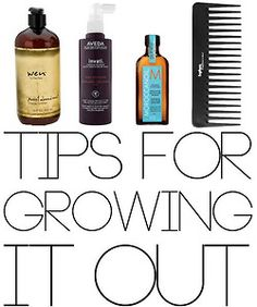 These products are perfect for hair