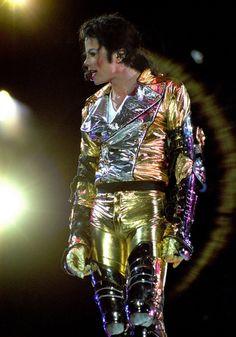 #MichaelJackson History Tour