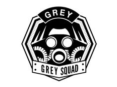 Dribbble - Grey Squad by Dan Coverdale