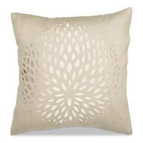 Nice neutral pillow with a little flare