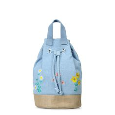 Gardenia Denim Bag - STELLA MCCARTNEY KIDS