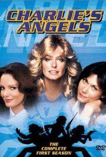 """""""Charlie's Angels"""" 1976-1981   Kate Jackson, Farrah Fawcett & Jaclyn Smith"""