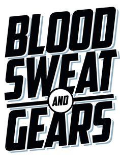 BloodSweatGears
