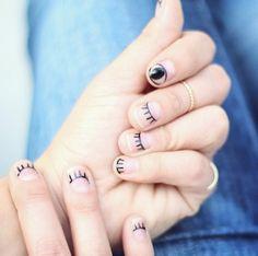 @honestlywtf nailed it. #ManiMonday #nails #inspo