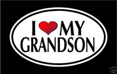 I LOVE MY GRANDKIDS. The decal can be applied windows, vehicles just about anything. If you dont see what you want ask. Grandson Birthday Quotes, Grandson Quotes, Quotes About Grandchildren, Father Quotes, Friends Mom, Happy Birthday Wishes, Birthday Cards, Love You, My Love