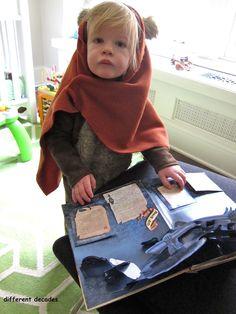 Homemade Star Wars family costumes! Han Solo Princess Leia Yoda and an ewok. Best Halloween costumes to date.   Halloween   Pinterest   Halloween ...  sc 1 st  Pinterest & Homemade Star Wars family costumes! Han Solo Princess Leia Yoda ...