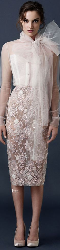 Paolo Sebastian 2015 COUTURE For Authentic Vintage Wedding Jewelry go to: https://www.etsy.com/shop/ButterflyEffectInc