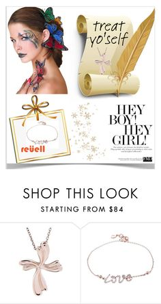 """""""My Reuell Moment"""" by kiveric-damira ❤ liked on Polyvore featuring reuelljewelry"""