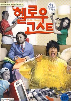 Hello Ghost (Hangul: 헬로우 고스트; RR: Hellowoo Goseuteu) is a 2010 South Korean comedy