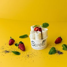 Ice cream rolls ice cream rolls scr pinterest icecream ice scroll is a new pop up store in melbourne serving ice cream in a style inspired by thai street vendors that many aussies have never seen before all rolled ccuart Images