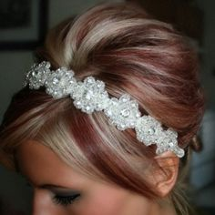 Think this is my next fun hair color :)