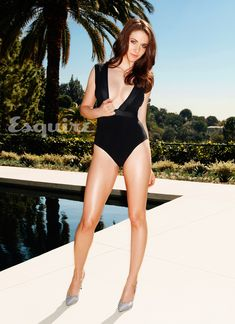Alison Brie Sexy Photos 2013 - Alison Brie Hot Photoshoot - Esquire