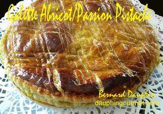 L'acidité de l'abricot et des fruits de la passion tranchent savoureusement avec la douceur subtile de la pistache -