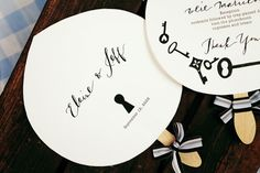 Best Wedding Programs... Ever!