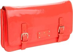 Kate Spade New York Flicker Ellie Clutch,Coral,One Size Kate Spade. Save 34 Off!. $198.00