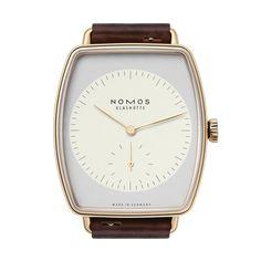 Lux Hermelin Saphirglasboden | Schöne Uhren online kaufen. Direkt bei NOMOS Glashütte.