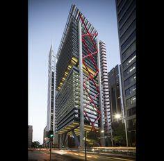 Los mejores edificios altos del mundo 2014 | 8 Chifley, #Sidney | #arquitectura #architecture #rascacielos