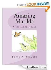 Celebrate EARTH DAY with a Ƹ̵̡Ӝ̵̨̄Ʒ Monarch Butterfly eBook—ONLY 99¢ Limited Time   Bette A. Stevens, Maine Author