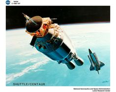A deathblow to the Death Star: The rise and fall of NASA's Shuttle-Centaur