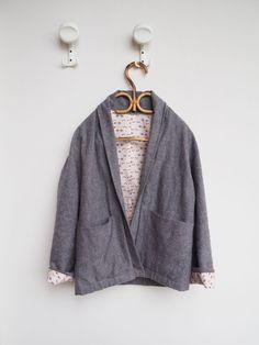 Randomly Happy's Artemis Jacket - Harts Fabric Blog: Sew Your Hart Out