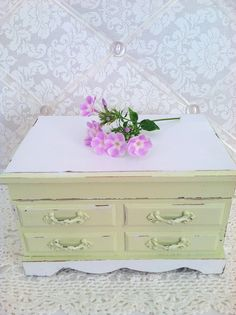 Jewelry Box - Shabby Chic