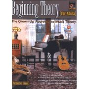 Beginning Theory for Adults, Book & CD