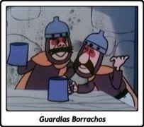 Guardias borrachos / Vickie el Vikingo / Wickie und die starken Männer / 1974