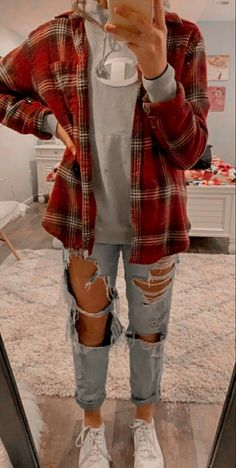 Trendy Fall Outfits, Cute Outfits For School, Cute Comfy Outfits, Casual Summer Outfits, Teen Fashion Outfits, Mode Outfits, Retro Outfits, Look Fashion, Stylish Outfits