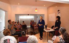 Como parte de sus compromisos de campaña, la diputada del PAN impulsa un programa de apoyo y asistencia médica y psicológica para adultos mayores en el Club de Adultos Mayores ...