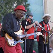 The Bay Area Blues Caravan is part of our Blues Showcase on Saturday, 8/2 featuring amazing local and national blues talent.