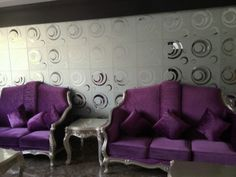 A074- silver Mirror Tiles, Wall Tiles, Lounge, Couch, Interior, Furniture, Silver, Home Decor, Ideas