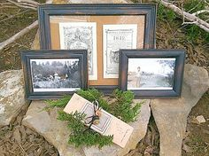 Upcycled  Rustic Farmhouse  Vintage Picture by TimelessNchic, $54.95