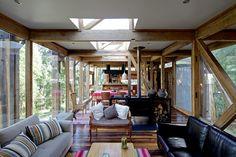 Gallery - Bridge House / Aranguiz-Bunster Arquitectos - 2