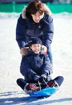 Song Ji Hyo and Lee Kwang Soo, Running Man ep. 282. © SBS RM PD note