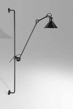 Erling Black Wall Lamp