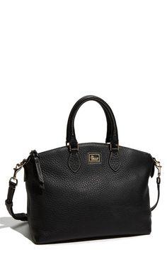 Dooney & Bourke Leather Dome Satchel- my Xmas gift to myself! Luggage Backpack, Briefcase, Dooney Bourke, Satchel, Nordstrom, Designer Purses, Backpacks, Shoulder Bag, Women's Handbags