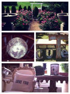 florida girl in dc...: Vintage Furniture & Fun in Lucketts, VA