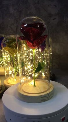 LED Rose Lamp LED Rose Lamp Mereanes World Materialdreams Westville Home Fans of Disneys Beauty and the Beast can now enjoy this beautiful […] decoration for home videos Beauty And The Beast Bedroom, Beauty And The Beast Theme, Beauty And Beast Wedding, Disney Beauty And The Beast, Beauty And Beast Birthday, Beauty And The Beast Flower, Beauty Beast, Quince Decorations, Quinceanera Decorations