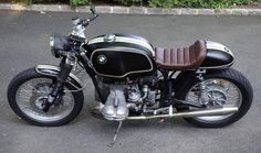 BMW Cafe Racer