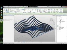 Adaptive component & Repeat - Revit Parametric 2013