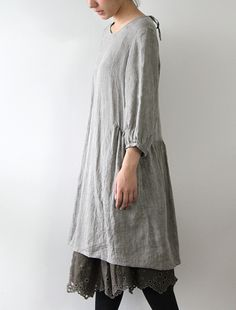 [Envelope Online Shop] Ebuline, flat front, gathered sides and back   at $320, need to consider making something similar.